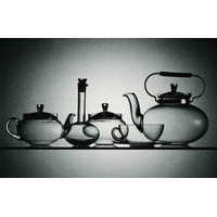 LADISLAV SUTNAR TEA SET, 1931