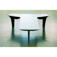 OLGOJ CHORCHOJ CARBON TABLE, 1998